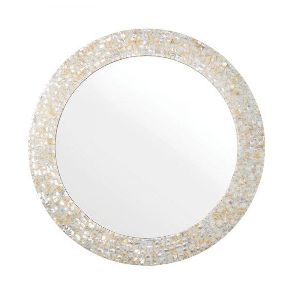 Bexley round mirror