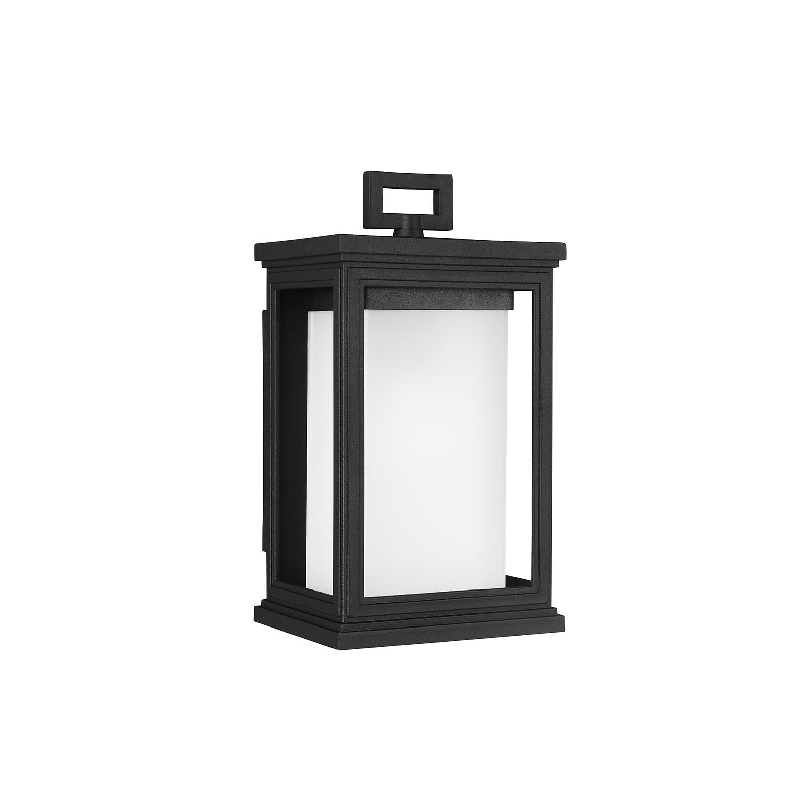 Roscoe small outdoor wall lantern