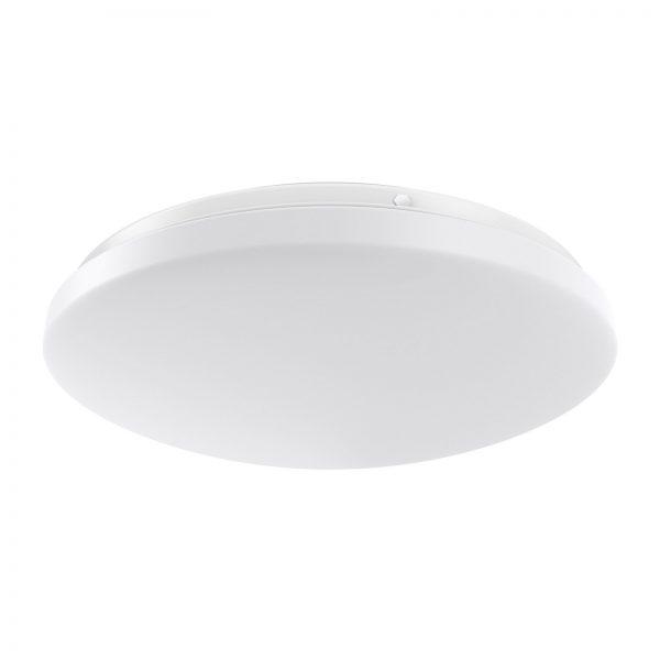 ORORA ROUND POLYCARB FLUSH 350MM LED WHITE IP44